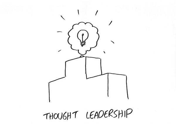 Thought Leadership and Innovation Podcast with Annalie Killian, Director of Innovation for AMP