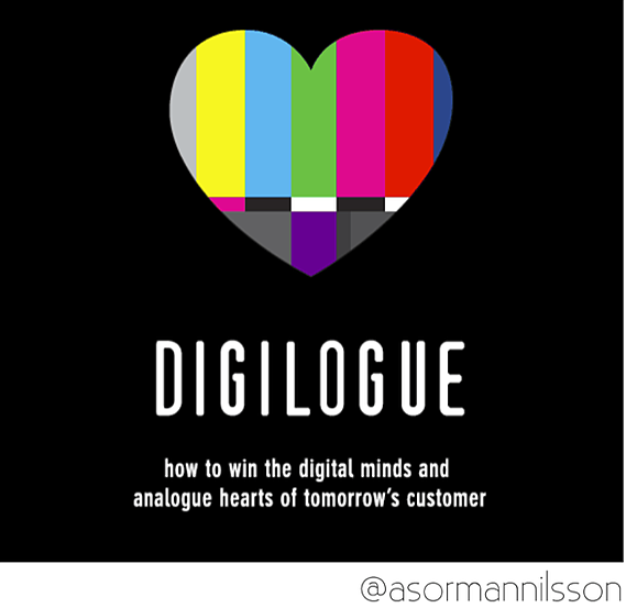 Digilogue By Anders Sorman-Nilsson