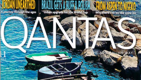 Qantas Radio's Alan Kohler Interviews Futurist on Digilogue