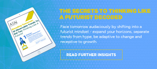 The Secrets to Thinking Like a Futurist Decoded - Anders Sorman-Nilsson
