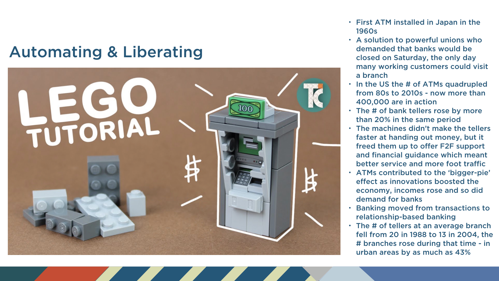 Automation ATMs Futurist Anders Sorman-Nilsson
