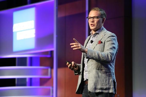 AMEX Futurist Anders Sörman-Nilsson on The Future of Travel