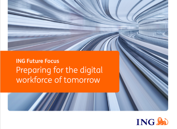 ING & Futurist Anders Sörman-Nilsson report on the Future of Work