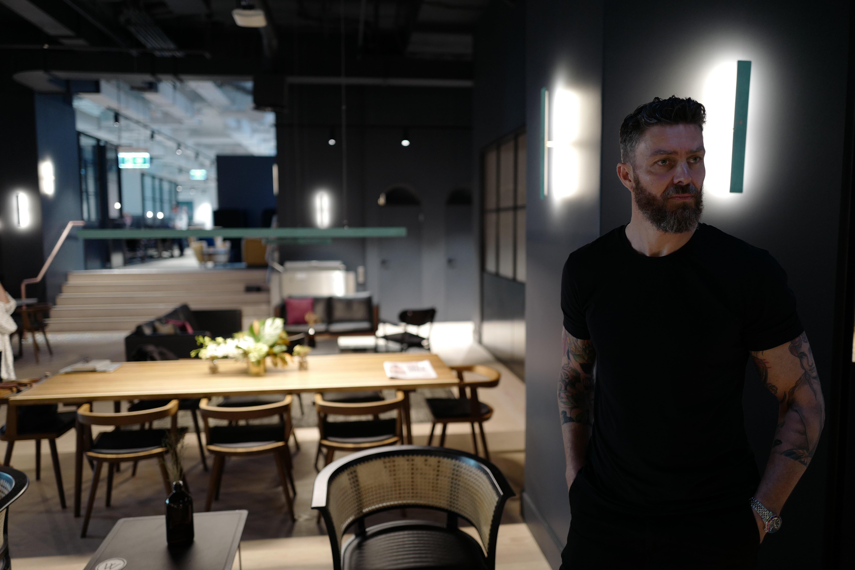 Soren Trampedach WorkClub Futurist Anders Sorman-Nilsson
