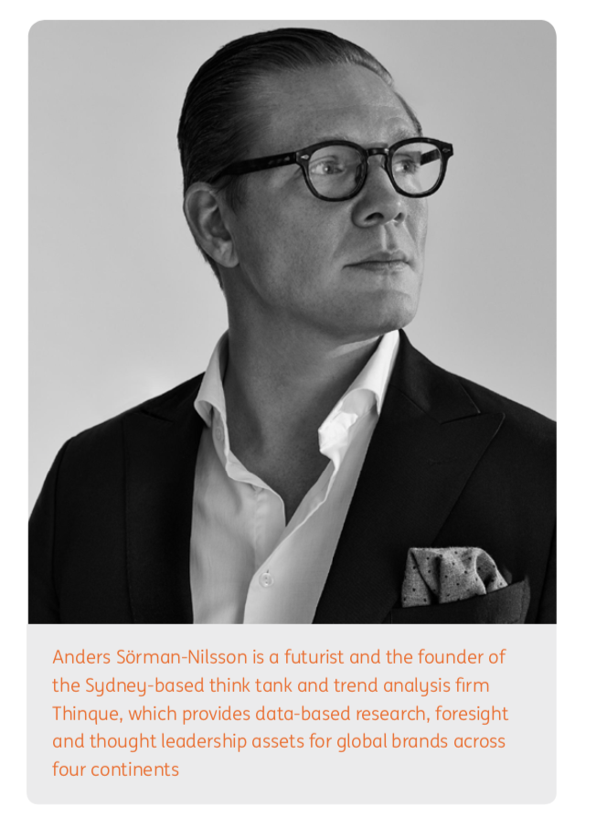 ING Futurist Anders Sorman-Nilsson