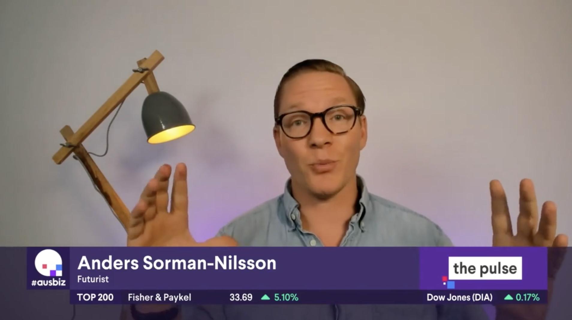 Retail Futurist Anders Sorman-Nilsson