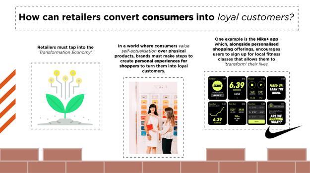 How retailers convert consumers loyal customers