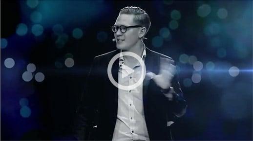 Seamless Demo Video with futurist Anders Sörman-Nilsson