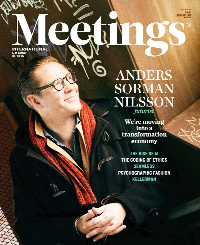 Meetings International Futurist Anders Sorman-Nilsson