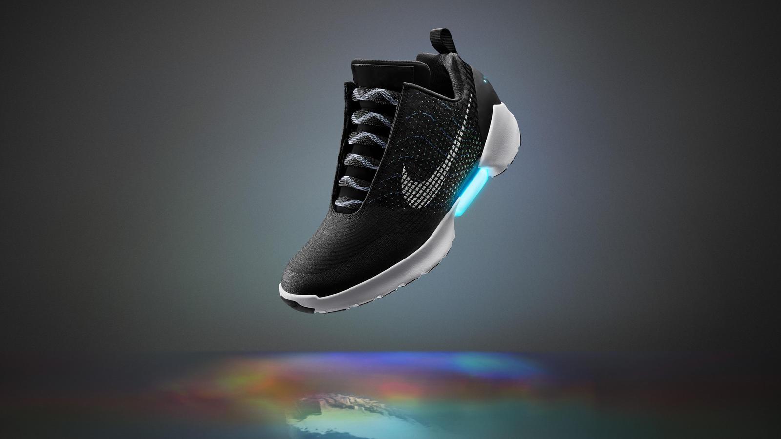 Futuristic Nike Shoes - Transformation Economy
