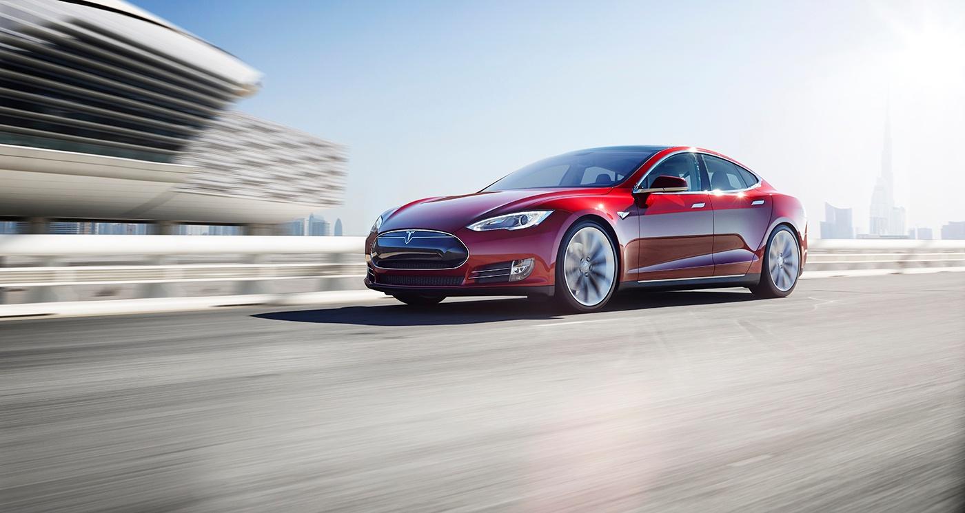 Runing Tesla Car - Internet of Things - Anders Sorman-Nilsson
