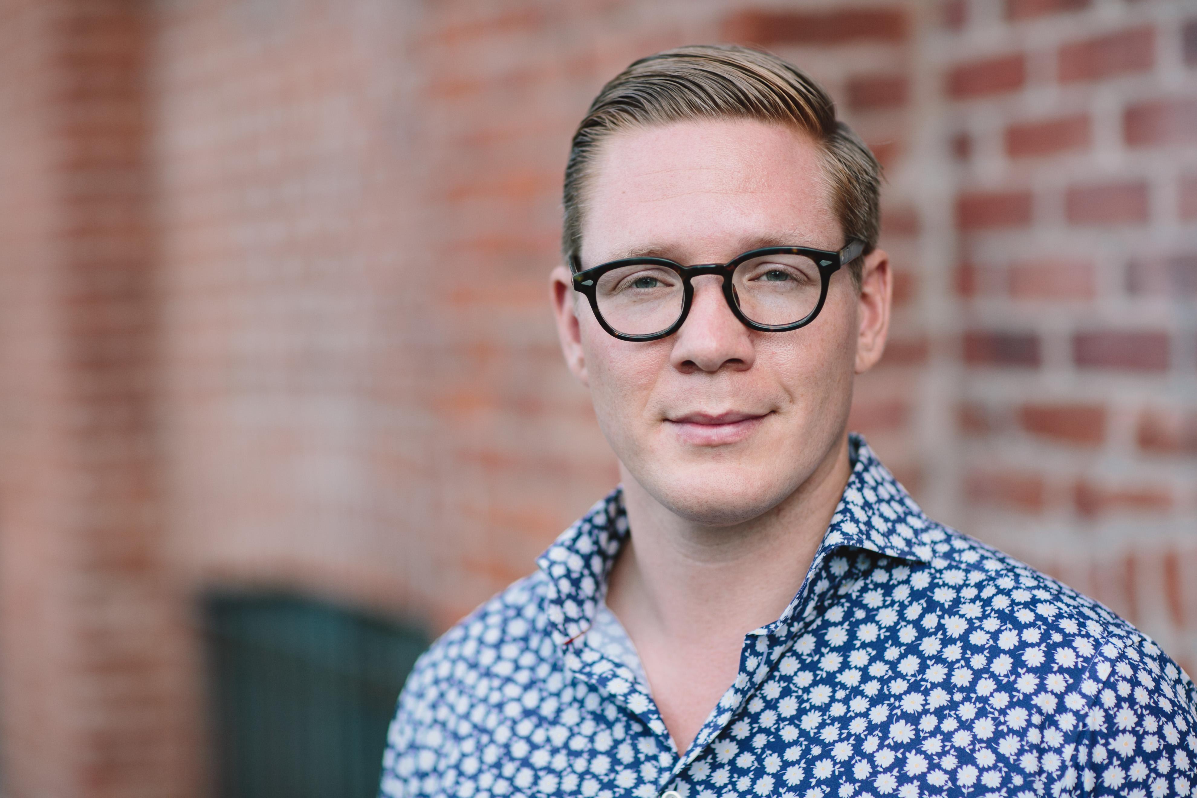 Image of Anders Sorman-Nilsson, a Swedish-Australian Futurist