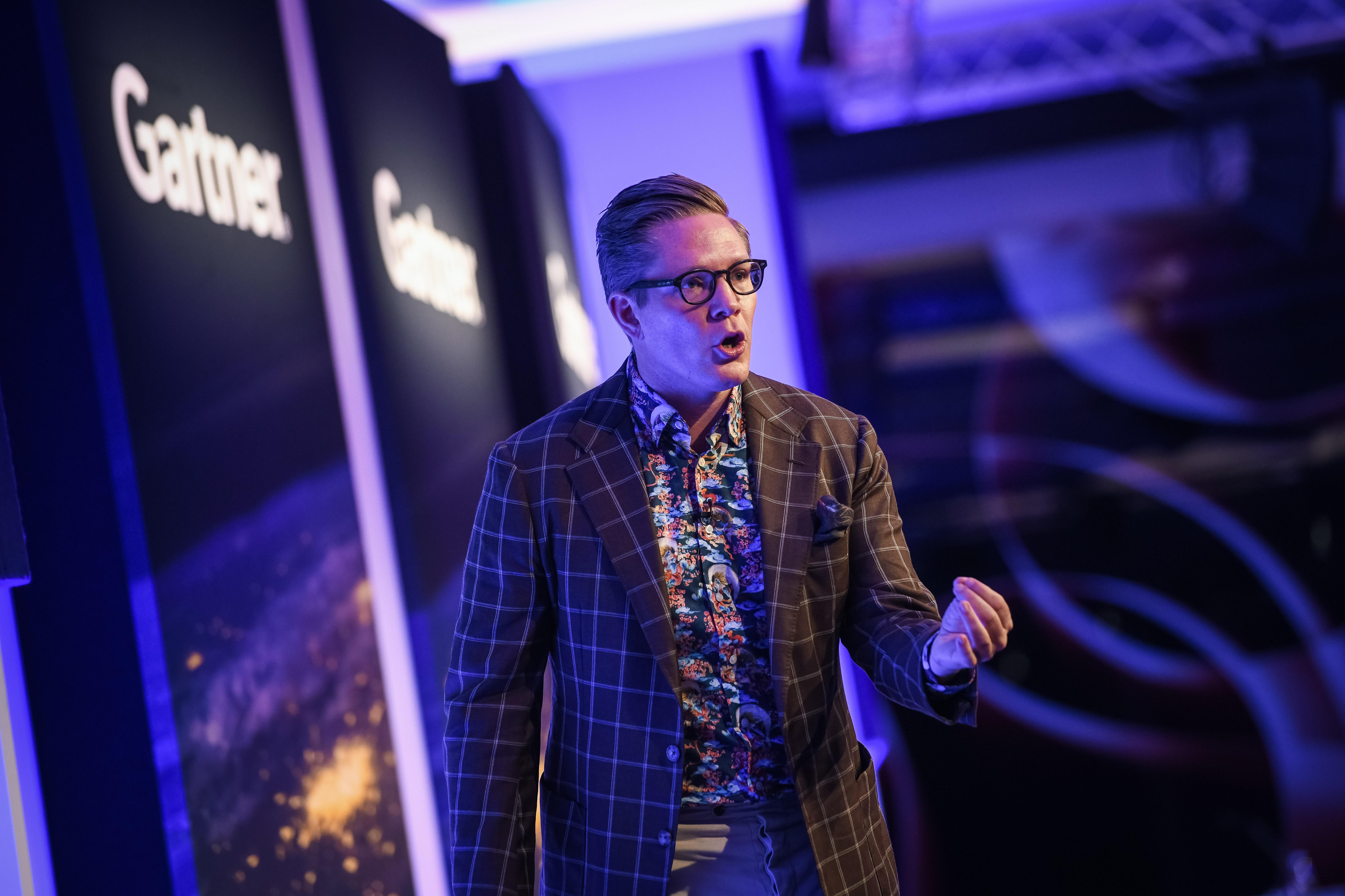 Futurist Keynote Speaker Anders Sorman-Nilsson Gartner