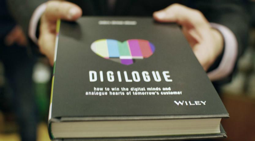 Digilogue Book Futurist Anders Sorman-Nilsson
