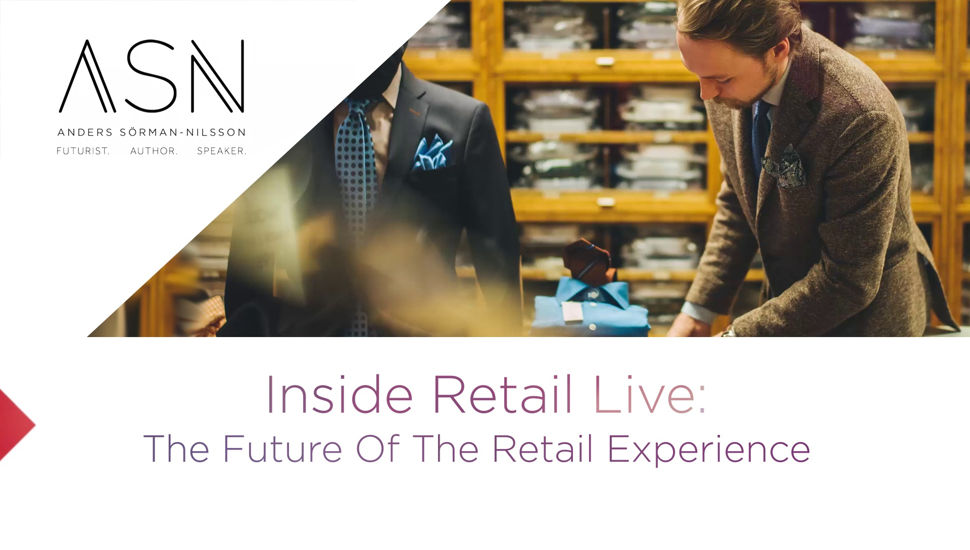 The Future of the Retail Experience