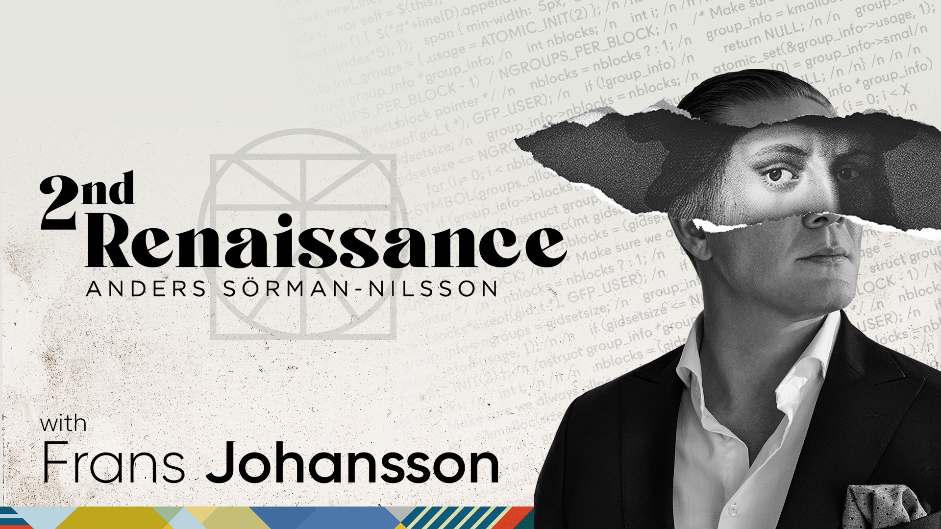 2nd Renaissance Frans Johansson featuring Futurist Anders Sörman-Nilsson